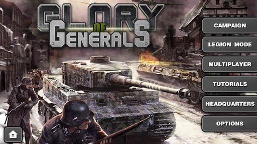 Glory of Generals 1.2.2 screenshots 6