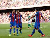 City-coach Pep Guardiola wil de opstapclausule van 40 miljoen euro van Sergi Roberto activeren