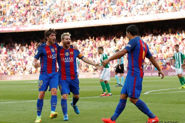Quel avenir pour Sergi Roberto au Barça ? Le club fait le point