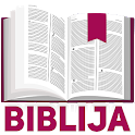 Bible in Croatian icon
