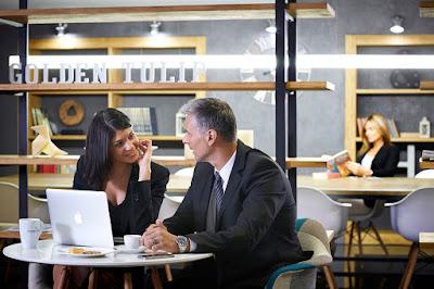 Eventos e Reuniões de negócios