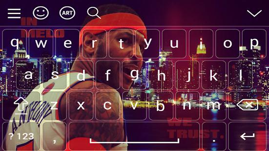 carmelo anthony keyboard - náhled