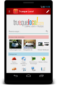 Truequeloco! screenshot 1