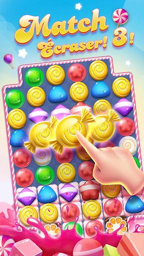 Candy Charming - 2019 Match 3 Puzzle Free Games fond d'écran 1