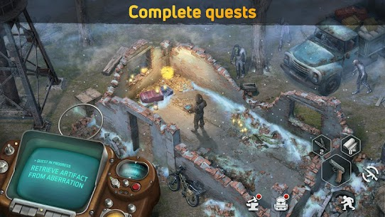 Dawn of Zombies: Survival after the Last War App Download For Android and iPhone 4