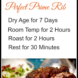 How to Make Perfect Prime Rib