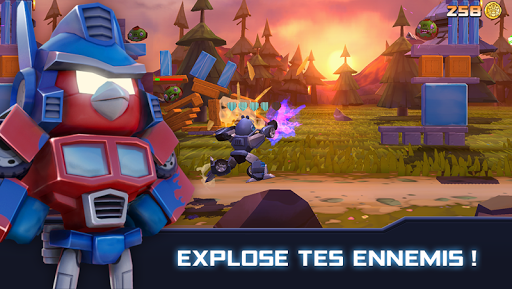 Angry Birds Transformers  captures d'écran 1
