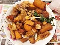 金飯碗 鹹酥雞