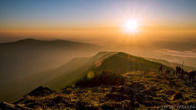 Photo: Wschód na Diablaku