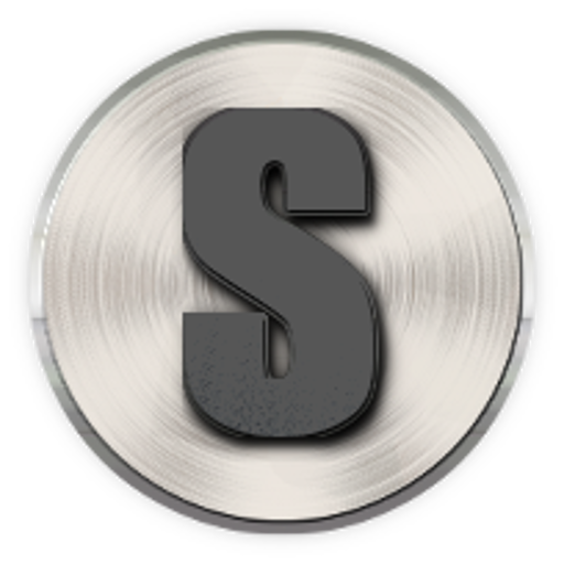 Brushed Steel Icon Pack