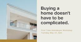 Homebuyer Workshop - Facebook Event Cover item