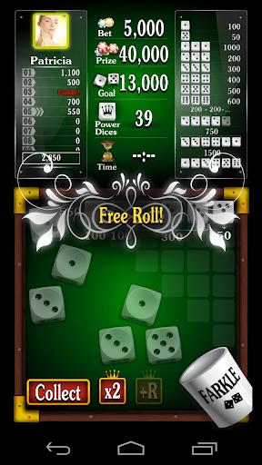 無料棋类游戏AppのFarkle - ゴールデンダイス|記事Game