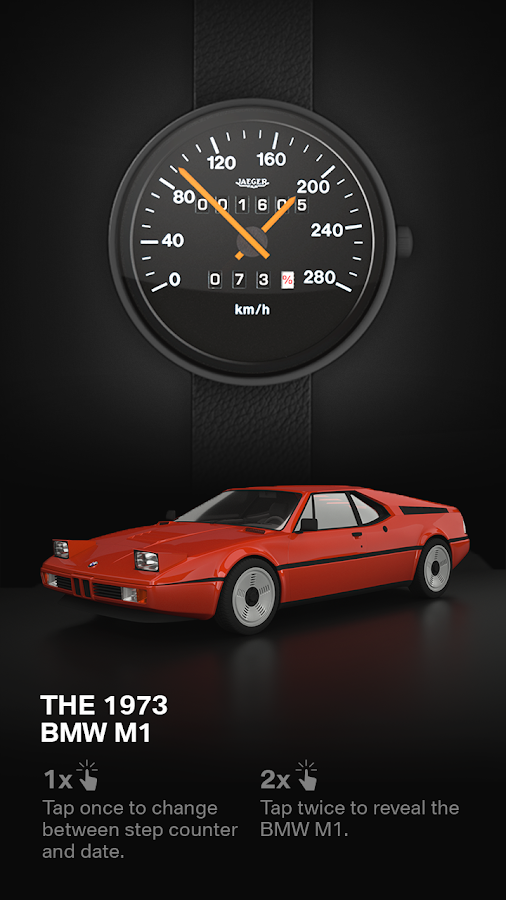 BMW Watchfaces – Screenshot