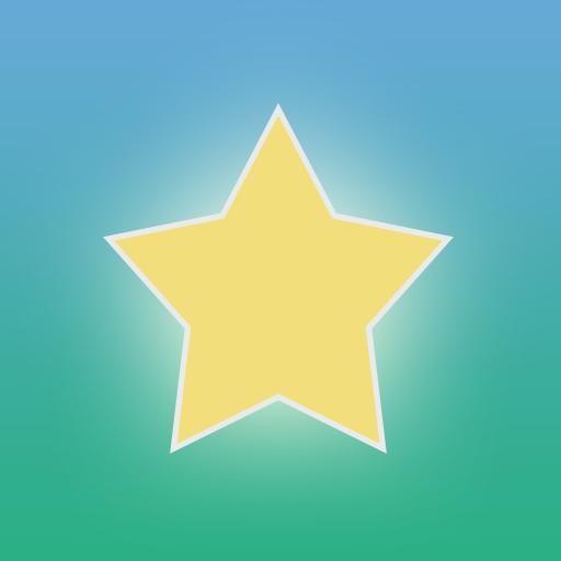 Star Words (英語の単語クイズ) - Free 教育 LOGO-玩APPs