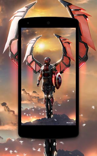 SuperHeroes Infinity War Wallpaper 1.0 screenshots 2