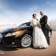 Wedding photographer Vitaliy Rumyancev (vitaly1984). Photo of 24.11.2014