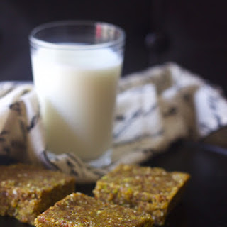 Dry Fruit Bars / Healthy breakfast bars