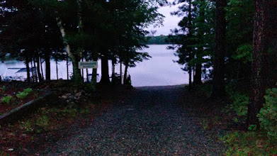 Photo: The boat launch at the campground.