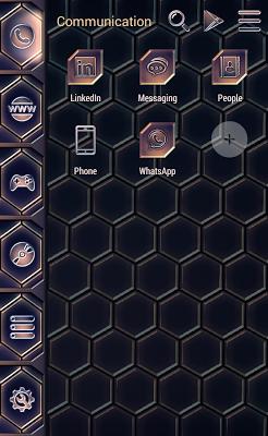 Smart Launcher Techno - screenshot