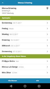 Mensa Marburg - náhled
