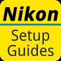 Nikon Setup Guides icon