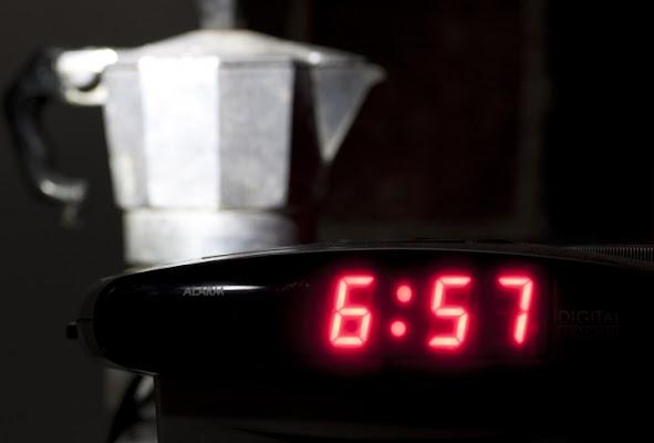 It's time to wake up! di simonabz