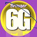 6G Fast Internet icon