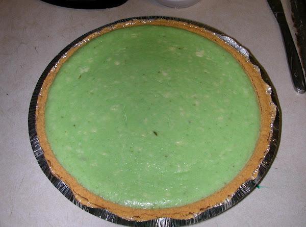 Cool Lime Cheesecake Recipe