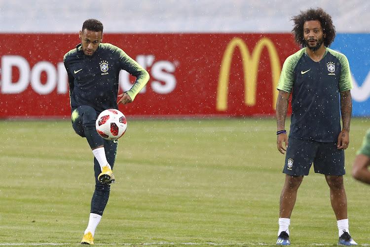 """Marcelo : """"Eden Hazard est un 'crackazo', mais Neymar est meilleur pour moi"""""""