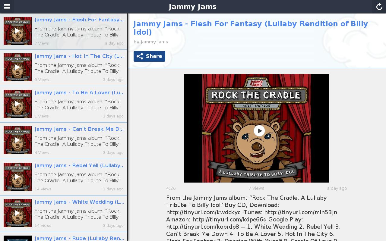 Jammy-Jams 9