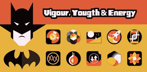 Vigour Icons- Icon Pack APK
