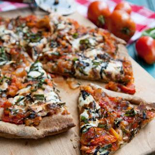 Hearty Margherita Pizza