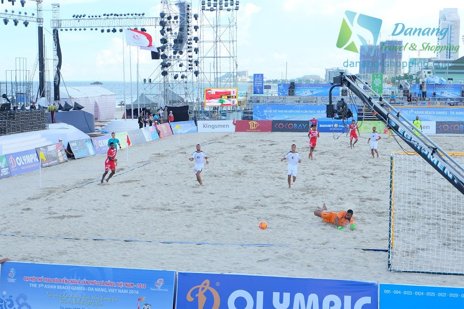 Da Nang Asian Beach Games 2016 ABG5 photos