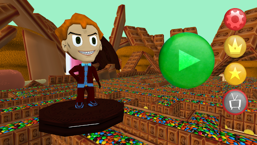 Candy 3D Maze