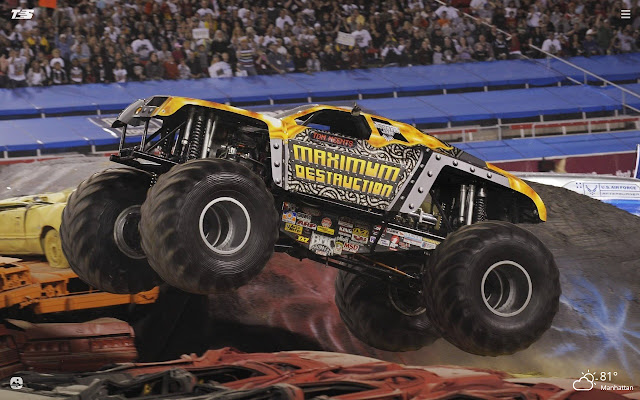 Monster Trucks Hd Wallpapers New Tab Theme