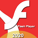 New:adobe Flash Player for Android 2020 icon