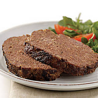 Grilled Meatloaf.
