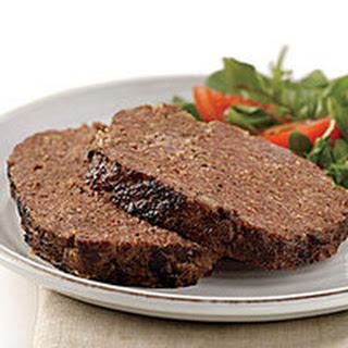 Grilled Meatloaf.