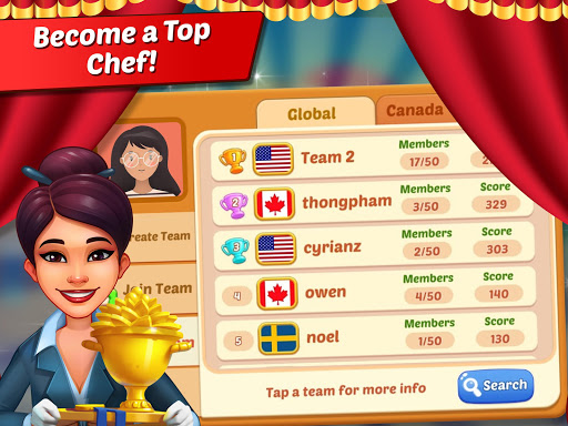 COOKING CRUSH: Cooking Games Craze & Food Games 1.0.9 screenshots 23