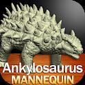 Ankylosaurus Mannequin icon