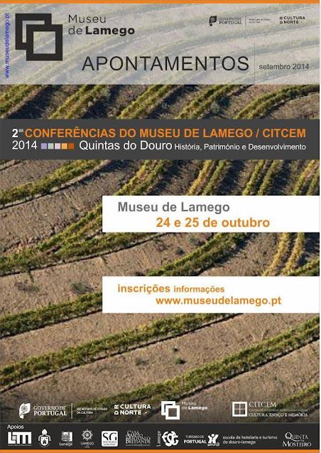 Quintas do Douro são tema das Conferências do Museu em 2014 | Inscrições abertas