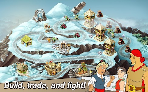 Kingdom Chronicles 2. Free Strategy Game Mod Apk Download For Android and Iphone 8