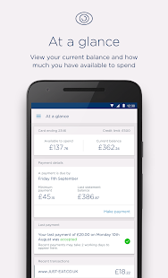 Capital One UK- screenshot thumbnail