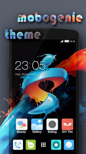 Mobogenie Theme (Authorized) 3.9.7 Screenshots 1