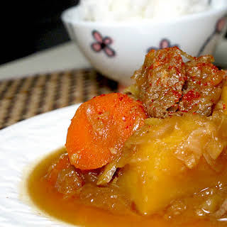 Japanese Beef Stew Recipes.