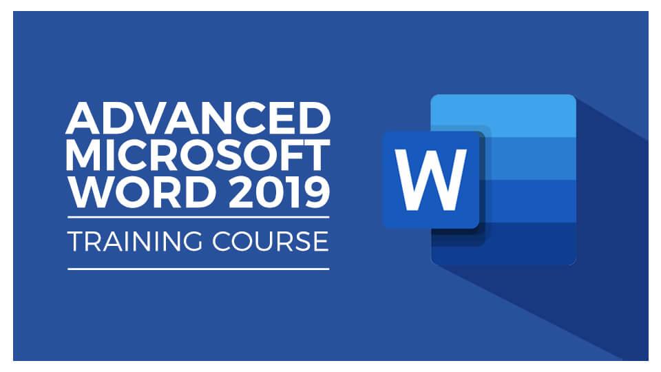 Advanced Word 2019/365