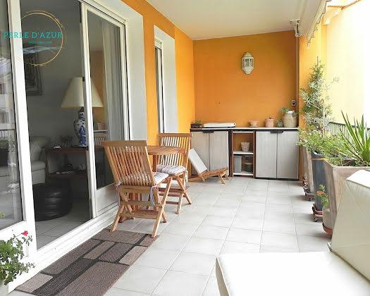 Vente appartement 4 pièces 84,11 m2