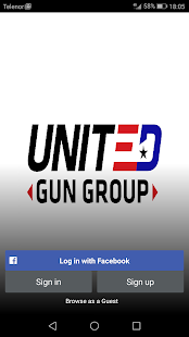United Gun Group - náhled