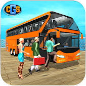 Coach Bus Simulator 2018 - mobile Bus driving