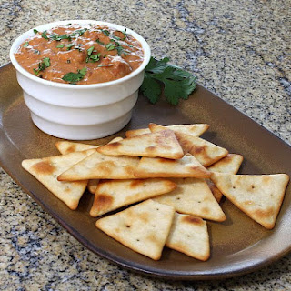 Easy Spicy Refried Bean Dip Recipe